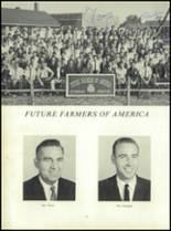 1963 Stedman High School Yearbook Page 82 & 83