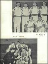1963 Stedman High School Yearbook Page 92 & 93