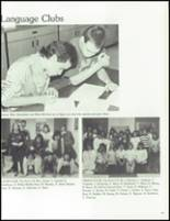 1988 Doherty High School Yearbook Page 98 & 99
