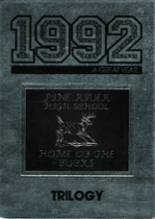 1992 Yearbook Pine River High School