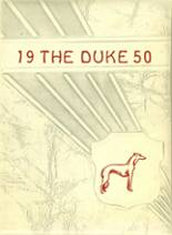 1950 Yearbook Marmaduke High School