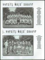 2001 Lexington Christian Academy Yearbook Page 92 & 93