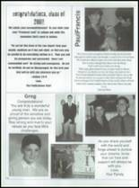 2001 Lexington Christian Academy Yearbook Page 136 & 137