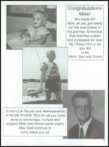 2001 Lexington Christian Academy Yearbook Page 142 & 143