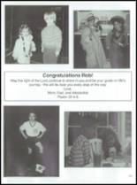 2001 Lexington Christian Academy Yearbook Page 154 & 155