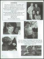 2001 Lexington Christian Academy Yearbook Page 156 & 157
