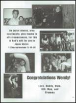 2001 Lexington Christian Academy Yearbook Page 158 & 159