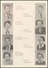 1957 Windom High School Yearbook Page 20 & 21