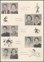 1957 Windom High School Yearbook Page 34 & 35