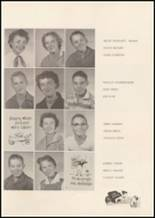 1957 Windom High School Yearbook Page 46 & 47