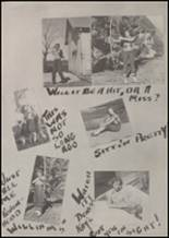 1957 Windom High School Yearbook Page 88 & 89