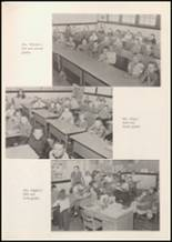 1957 Windom High School Yearbook Page 108 & 109