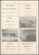 1957 Windom High School Yearbook Page 132 & 133