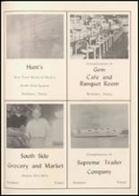 1957 Windom High School Yearbook Page 134 & 135