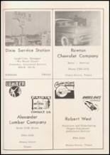 1957 Windom High School Yearbook Page 140 & 141