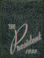 1955 Yearbook Washington High School