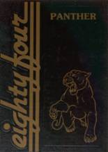 1984 Yearbook Lewis County High School