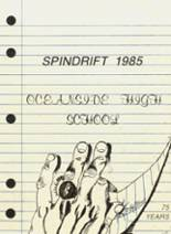 1985 Yearbook Oceanside High School