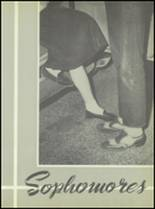 1953 Commerce High School Yearbook Page 30 & 31
