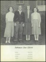 1953 Commerce High School Yearbook Page 32 & 33