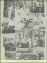 1953 Commerce High School Yearbook Page 36 & 37
