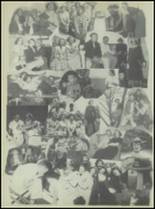 1953 Commerce High School Yearbook Page 42 & 43
