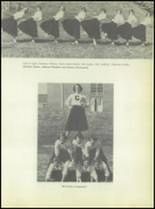 1953 Commerce High School Yearbook Page 58 & 59