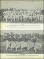 1953 Commerce High School Yearbook Page 60 & 61