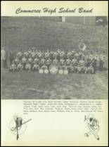 1953 Commerce High School Yearbook Page 72 & 73