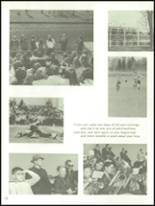 1967 Skaneateles Central High School Yearbook Page 16 & 17