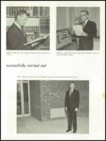 1967 Skaneateles Central High School Yearbook Page 20 & 21