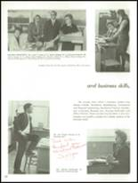 1967 Skaneateles Central High School Yearbook Page 34 & 35