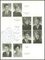 1967 Skaneateles Central High School Yearbook Page 42 & 43