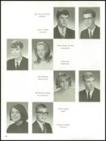 1967 Skaneateles Central High School Yearbook Page 48 & 49