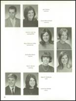 1967 Skaneateles Central High School Yearbook Page 50 & 51