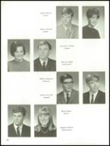 1967 Skaneateles Central High School Yearbook Page 52 & 53