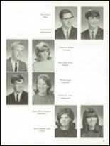 1967 Skaneateles Central High School Yearbook Page 54 & 55