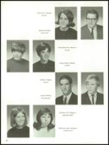1967 Skaneateles Central High School Yearbook Page 56 & 57