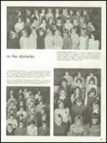 1967 Skaneateles Central High School Yearbook Page 72 & 73