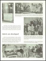 1967 Skaneateles Central High School Yearbook Page 98 & 99