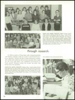 1967 Skaneateles Central High School Yearbook Page 100 & 101