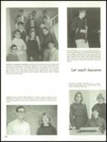 1967 Skaneateles Central High School Yearbook Page 104 & 105