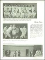 1967 Skaneateles Central High School Yearbook Page 128 & 129