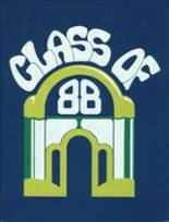 1988 Yearbook Abington Heights High School
