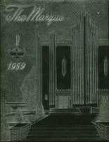 1959 Yearbook Marquette High School