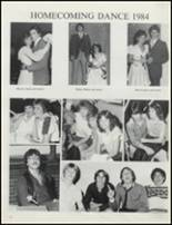 1985 Stillwater High School Yearbook Page 16 & 17
