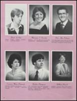 1985 Stillwater High School Yearbook Page 32 & 33