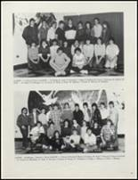 1985 Stillwater High School Yearbook Page 44 & 45