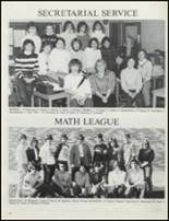 1985 Stillwater High School Yearbook Page 76 & 77