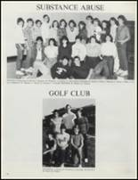 1985 Stillwater High School Yearbook Page 78 & 79
